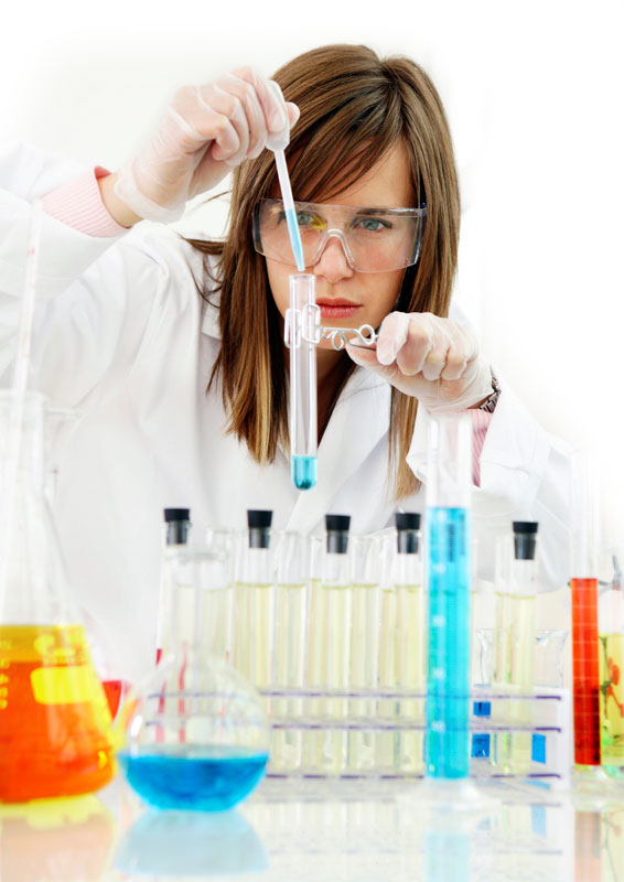 Antiperspirantu laboratorija